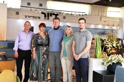 דיור אינטריורס השיקה בישראל את מותג הריהוט הדני Hjort Knudsen