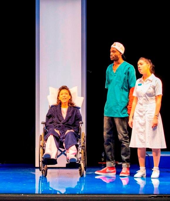 'של מי החיים האלה' על במת תיאטרון חיפה. נפלא!
