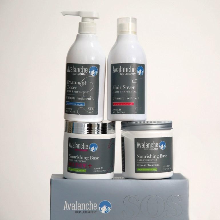 מוצרי הטיפוח לשיער של המותג  אוולנץ, פיתוח ישראלי של מוצרי טיפוח לשיער
