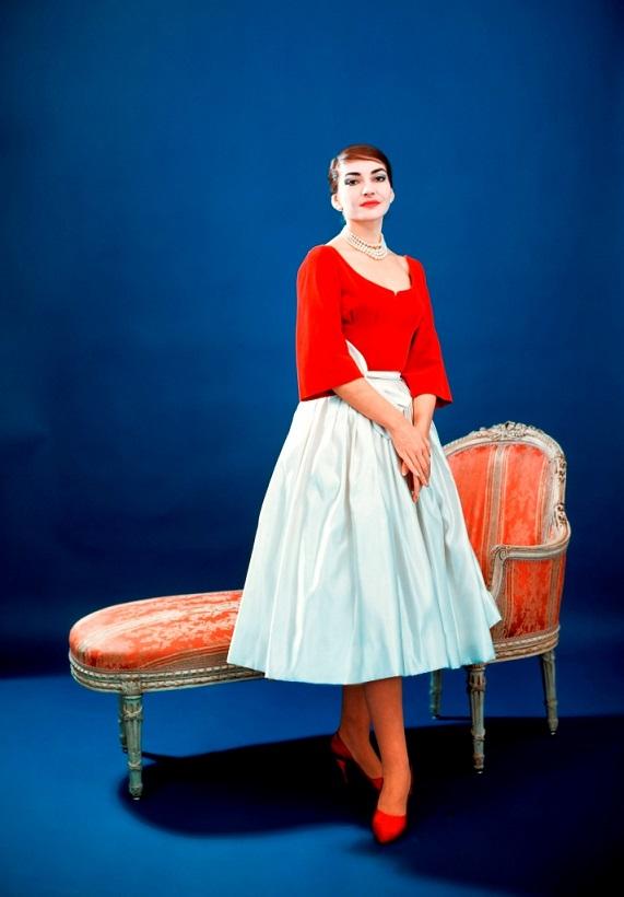 Maria by Callasהסרט - מתת מאלת המוזיקה