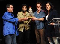 הזוכים בפרס עתיד התיאטרון