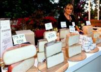 פסטיבל של גורמה ויין בשבועות: 'ביכורי יין וגבינות' ה- 8 יפתח בחיפה