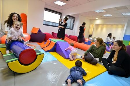 תנו לגד(ו)ל בשקט!  מיבאל'ה, מרכז להורים וילדים הראשון מסוגו בישראל