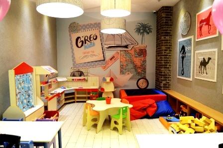 רשת קפה גרג משיקה תפריט קיץ מפנק לילדים