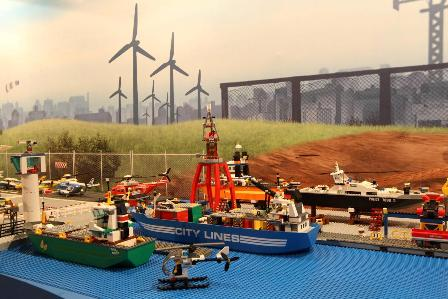 פסטיבל LEGO - החוויה המשפחתית של הקיץ