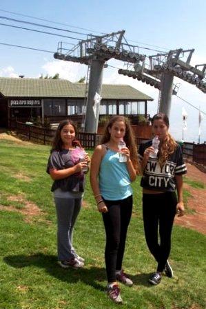 צוק מנרה - האקסטרימאניה לקיץ אתגרי ורב פעילויות