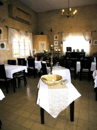 אחוזת שולמית - אחוזי התפעלות מהמסעדה, הנוף, ההיסטוריה והבעלים