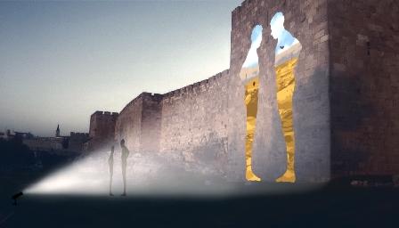 תערוכות 'שהות אמן' במוזיאון הרצליה לאמנות עכשווית