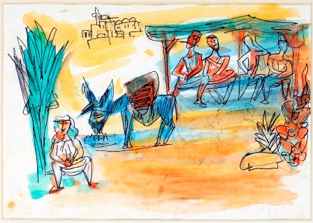מוזיאון ינקו דאדא חוגג 120 שנה להולדת מרסל ינקו