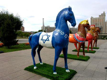 Astana  - עיר הבירה המרהיבה של קזחסטן