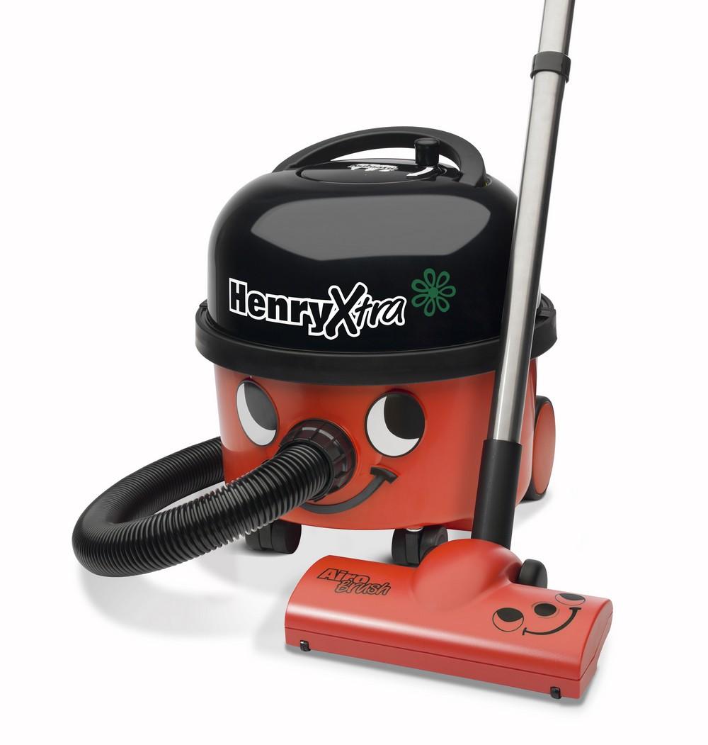 i-mop ו-Henry  - מהפיכה בניקיון מרצפות ופרקטים