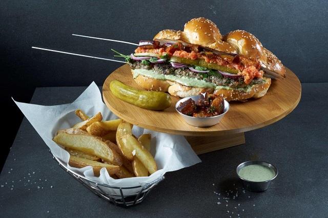מהיר איכותי וטעים, ברשת מסעדות   PUZZLE FOOD