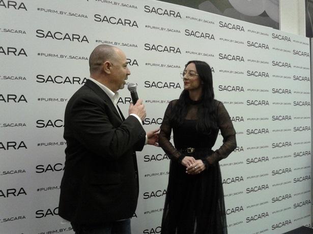 איפורים לפורים עם חברת האיפור SACARA