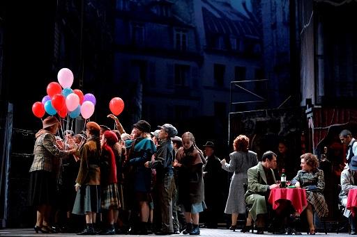 האופרה האהובה 'לה בוהם' מאת פוצ'יני פותחת את עונת האופרות