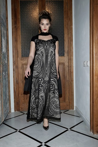 קולקציית שמלות הערב של אופנת נפרטיטי
