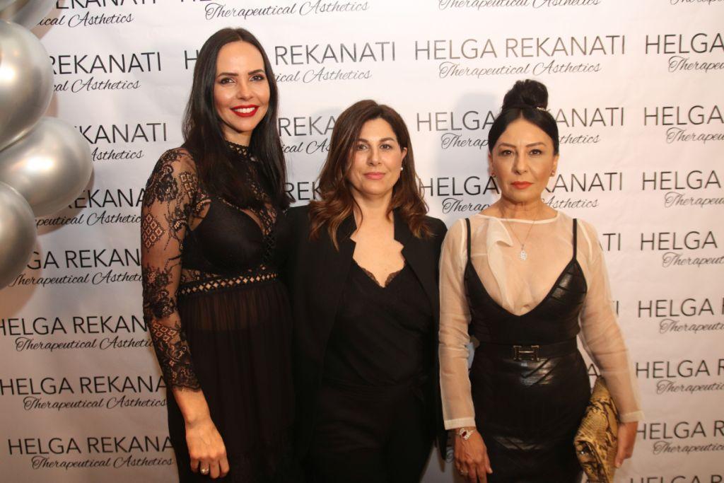 הושק הקמפיין החדש של HELGA REKANATY