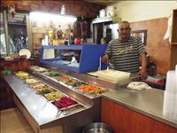 כיד המלך - במסעדת אל סולטאן