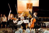 הפסטיבל הבינלאומי ה-15 למוסיקה קאמרית ירושלים