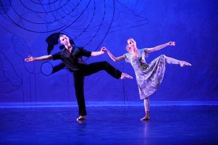 פיסגת המחול המודרני בעונה העשירית של סדרת המחול בהיכל אמנויות הבמה בהרצליה
