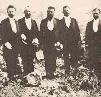 הפנינג ציונות בהר הרצל, בחוה