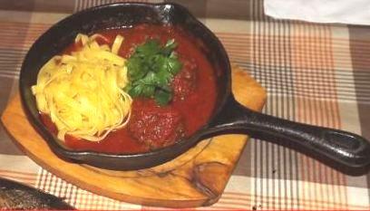 פרנזו - מסעדה באווירה איטלקית,  במושב בני ציון