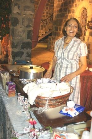 מתכוני הסקיתומרקט, במסגרת פסטיבל לילות שאן, חוה