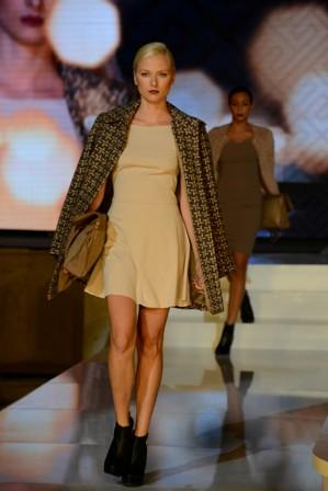 תצוגת האופנה לחורף 2013/14 של רשת גולברי בקיסריה