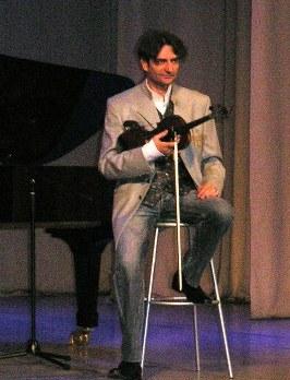 סניה קרויטור, הכנר הוירטואוז בקונצרט העשור
