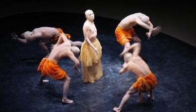 להקת סנקאי ג'וקו מיפן, במופע בכורה בישראל