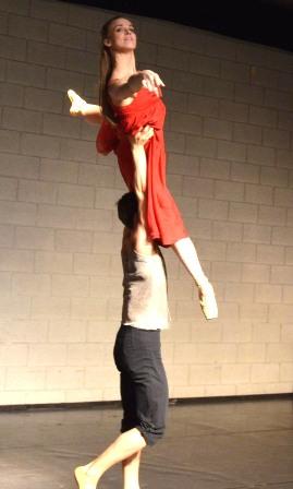בלט ציריך עם רומיאו ויוליה, להופעות בישראל