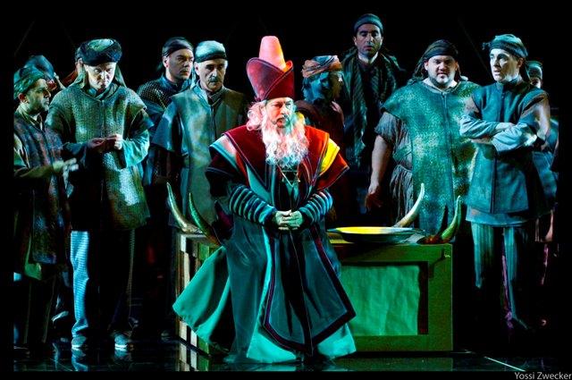 נבוקו בהפקה חדשה ומרהיבה באופרה הישראלית