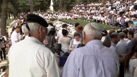 יום הזיכרון לחללי מערכות ישראל בערוץ הראשון וב-HD ב-Yes וב-Hot