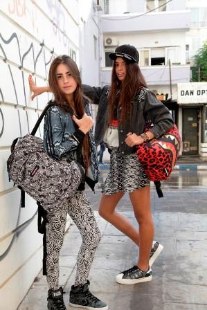 קולקציית סתיו חורף 2015-16 לרשת האופנה JIFFA