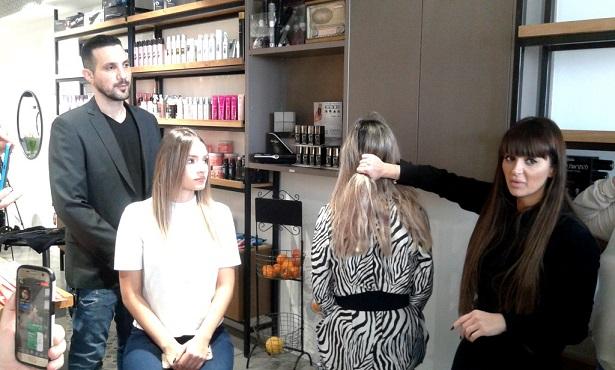 מותג תוספות השיער, טייפאיט, מציג שפע גוונים לשנת 2019
