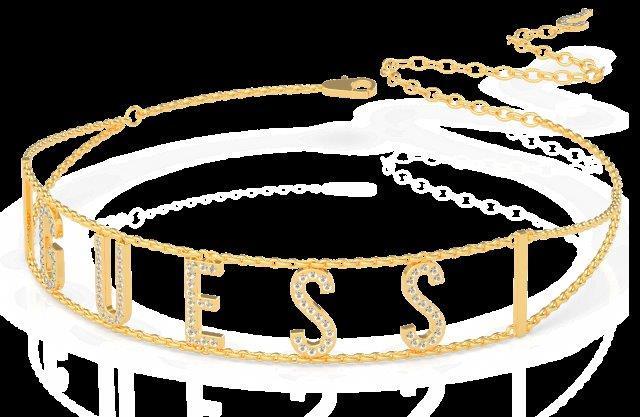 בפעם הראשונה, קולקציית תכשיטים של המותג Guess בישראל
