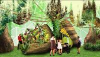 תערוכת הפרח הבינלאומית - חיפה  2012