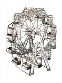 רְתֻקוֹת כֶּסֶף - תערוכת עבודות יודאיקה במוזיאון היהלומים בר