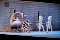 סינדרלה בביצוע האופרה המלכותית, על המסכים בישראל