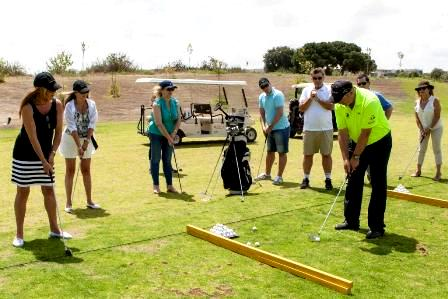 לטעום את הגולף