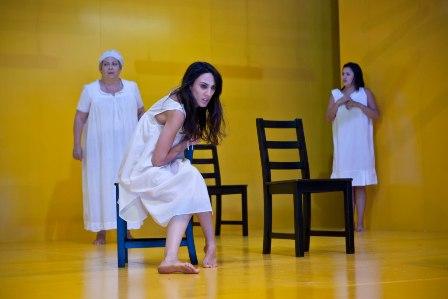 בית ברנרדה אלבה בתיאטרון באר-שבע