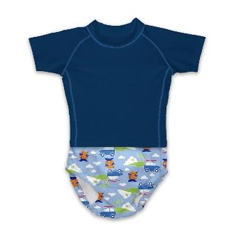 בגדי ים צבעוניים ומגניבים קטנטנים