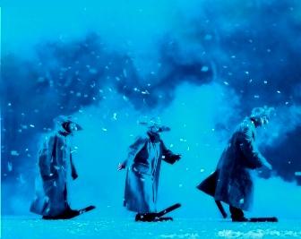 Slava's Snow Show מגיע לישראל