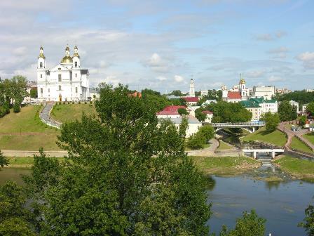 סלאביינסקי בזאר, האולימפיאדה של האמנויות והמוזיקה - ויטבסק, בלארוס