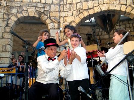 פסטיבל הכליזמרים הבינלאומי ה-28 בצפת יוצא לדרך
