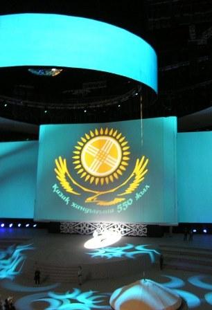 קזחסטן - מצאצאי ג'ינג'ס חאן ועד הנשיא נורסולטן נזרבאייב