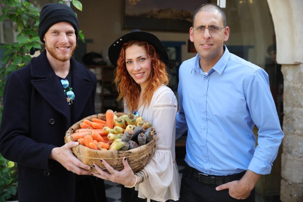 חטיפי גזר, 'גיזרונים' - טעימים בריאים וכיפיים לכל המשפחה