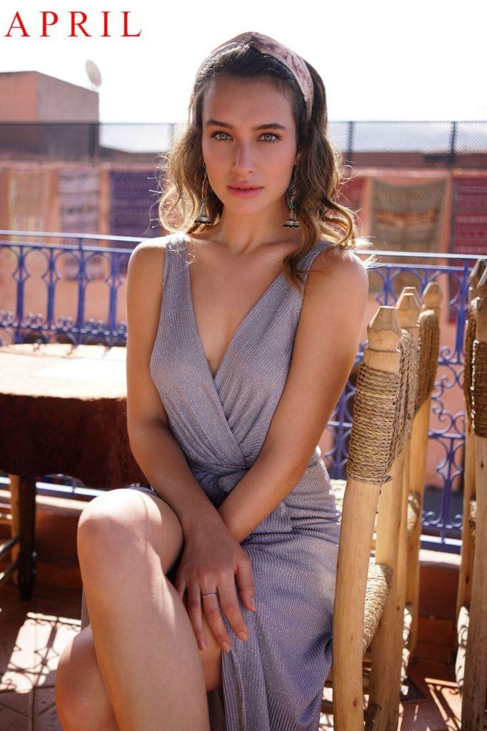 קולקצית שמלות פרום מהממות של אפריל