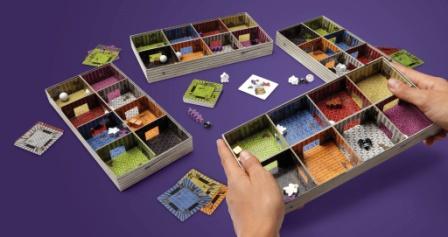 משחקי קופסה חדשים של