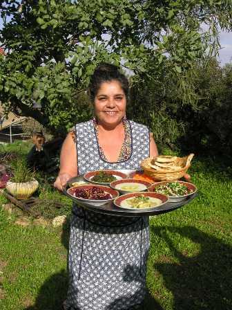 פסטיבל אוכל כפרי במטה יהודה - חגיגה של אירוח אתני ואותנטי