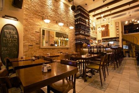 דוניא - מסעדה חלבית חדשה ואינית במרכז ירושלים